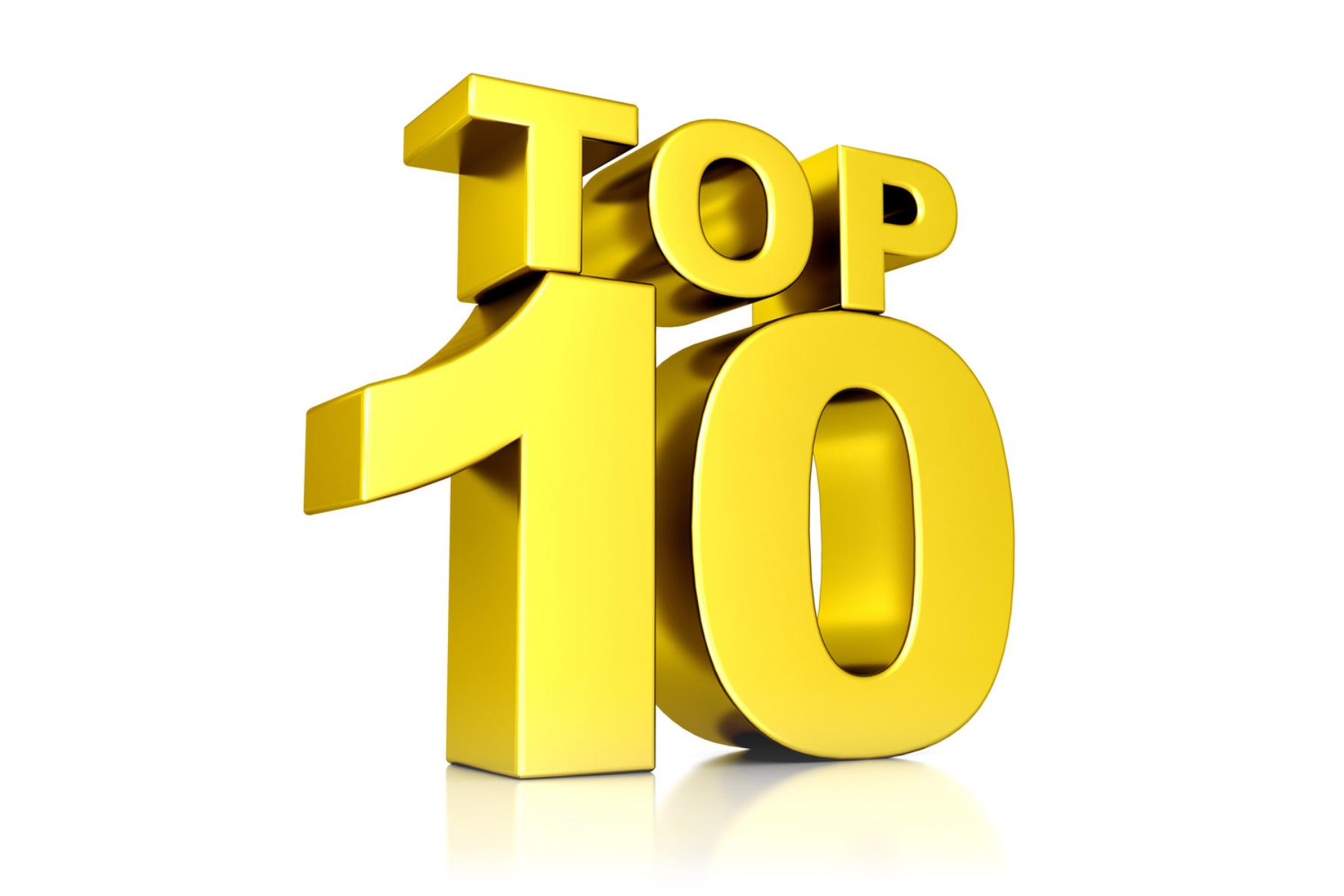 Top 10 Design